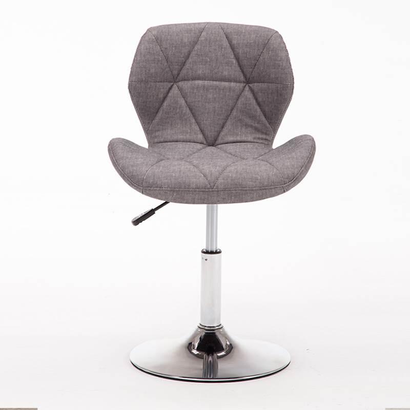 Nordic Simple Modern Bar Stool High   Home   Creative Backrest Chair