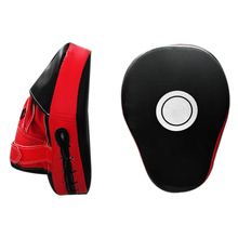 Boxing Mitts Essential Curved MMA Punching Target Focus Punch Pad for Kickboxing, Muay Thai, Karate