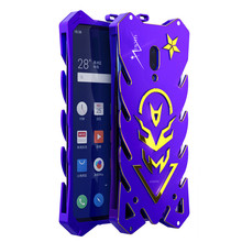 Metal Armor Phone Case For Meizu 16th