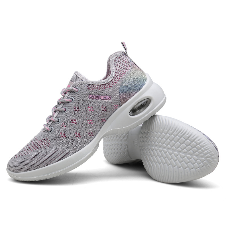 817 Dance Shoes Middle-aged Fitness Shoes For Square Dance Ultra-Light Breathable Soft Bottom Mom Shoes Old Beijing Cloth Shoes