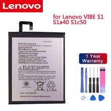 100% Оригинальный аккумулятор BL250 2420 мАч для Lenovo VIBE S1 S1a40 S1c50 высококачественные bl250 литий-ионные Встроенные батареи для сотового телефона + Инс...
