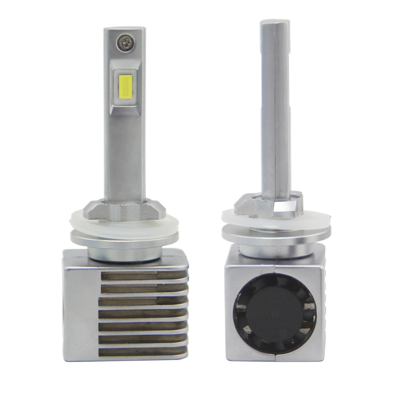 2 pcs SHUOKE NT9 881 LED 881 Headlight 5530 Chip 12V 27W 3200LM 6000K 50000 H Life 2 PCS With Canbus Lossless Install Free Shipping (2)