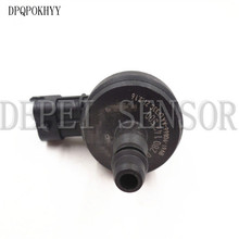DPQPOKHYY sistema de escape Original OEM, válvula de vacío, purga solenoide para Ford BV61 9G866 AA BV619G866AA 0280142500