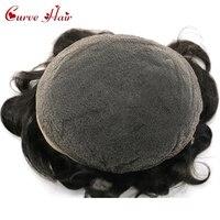 Нам полное швейцарский шнурок парик, заколки, заколки для волос, трессы, заколки, все черного цвета с кружевами накладки из искусственных во...