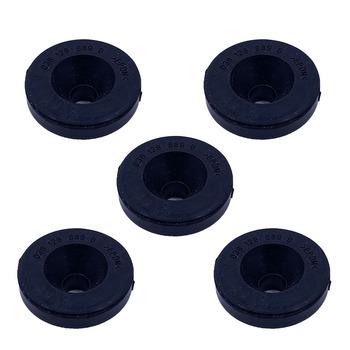 5 sztuk OEM filtr powietrza bufor gumowe etui do montażu dla Beetle Jetta Golf A6 2005-2011 A1 A2 A3 TT RS6 036 129 689 B 036129689B tanie i dobre opinie jiexiayu 0 05kg Nakrętki i śruby Rubber 5inch 3inch 2018