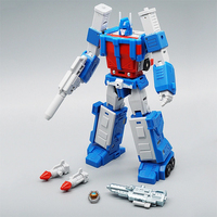 MFT Transformation MF 48 MF48 Ultra Magnus UM Ver2.0 City Commander Action FIgure Robot Toys With Box