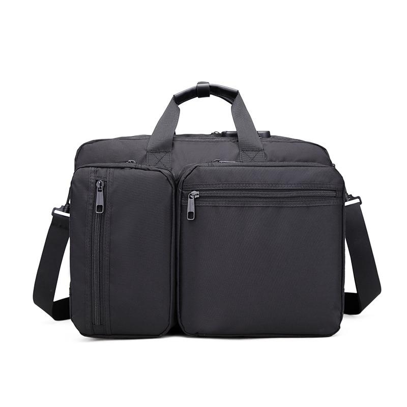 New Handbag Business Briefcase Rucksack Convertible Backpack Laptop Bag 14 Inch Notebook Bag Shoulder Messenger Laptop Case