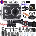 4K Action Kamera F60/F60R Fern WiFi 2 0 LCD 170D Len Helm Cam Unterwasser Wasserdichte Camcorder 1080P @ 60fps-in Sport & Action-Videokamera aus Verbraucherelektronik bei