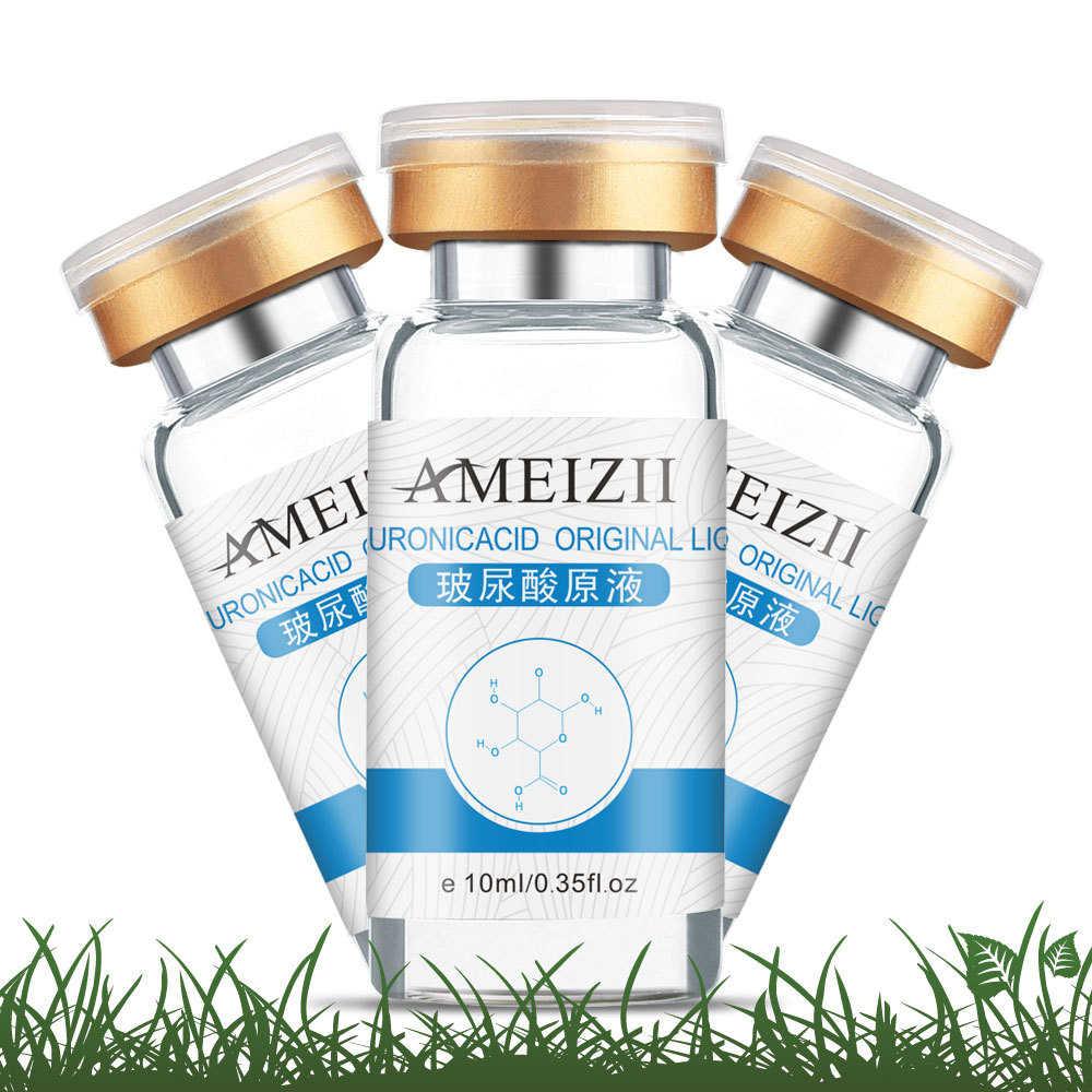 10ml acide hyaluronique rétrécissement pores visage sérum Anti-âge hydratant blanchiment Essence visage crème sèche soins de la peau crème TSLM1