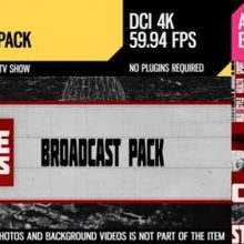 Line News (Broadcast Pack) - Download 24160313 Videohive