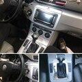 Für Volkswagen VW Passat B6 Selbst Klebstoff Auto Aufkleber Carbon Faser Vinyl Auto aufkleber und Abziehbilder Auto Styling Zubehör-in Autoaufkleber aus Kraftfahrzeuge und Motorräder bei