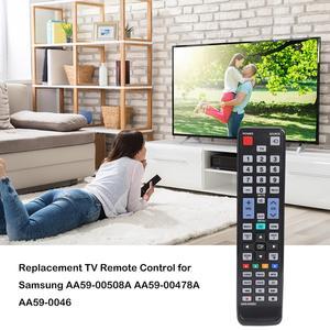 Image 3 - BN59 01014AรีโมทคอนโทรลสำหรับSamsung TV AA59 00508A AA59 00478A AA59 00466Aเปลี่ยนคอนโซลสมาร์ทคุณภาพสูง