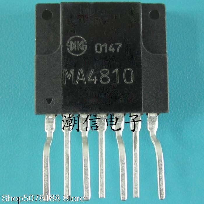 MA4810 Zip-7