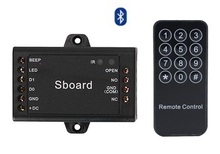 Sboard BT Single door Access Controller Bluetooth Mini Door Controller Connect with Any Reader  Wiegand 26~37 bits output