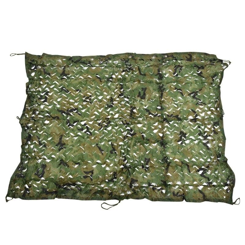 Heißer HG-2m x 1,5 m Schießen Verstecken Armee Camouflage Net Jagd Oxford Stoff Camo Netting
