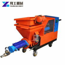 Movable Cement Mortar Spraying Machine Pump