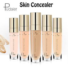 DHL PUDAIER Stick Scars Acne Cover Smooth Full Coverage Foundation Ocultador Makeup Cream Makeup Face Liquid Concealer чехол nillkin для samsung galaxy note 7 frosted shield white 12389