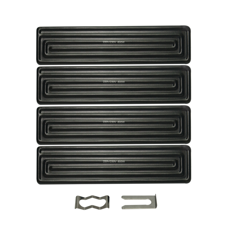 4PCS/LOT 600W Infrared Bottom Ceramic 240x60mm Heating Plate For BGA Rework Station Soldering Machine Kits