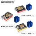 BIGTREETECH TMC2208 V3.0 TMC2209 UART TMC2130 SPI Schrittmotor Fahrer Stepstick Stumm Für SKR V1.3 Pro MKS 3D Motherboard