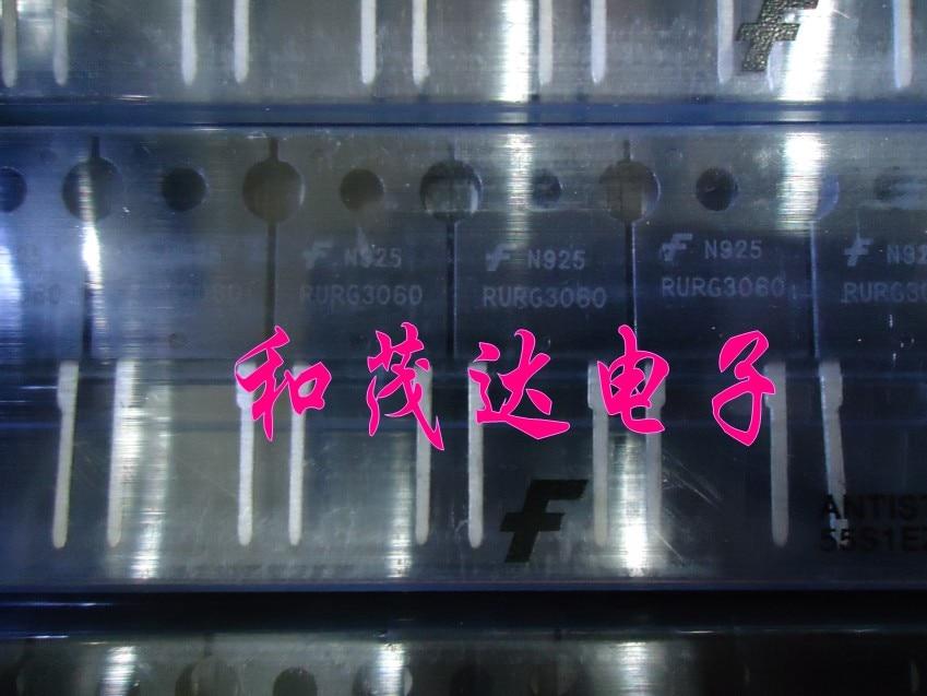 1 шт., новые оригинальные кнопки RURG3060 RHRG3060 TO-247-2 600V в наличии на складе