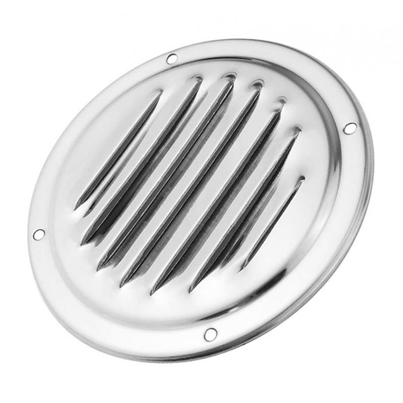 Circle Air Vent Grille Cover 124mm (5