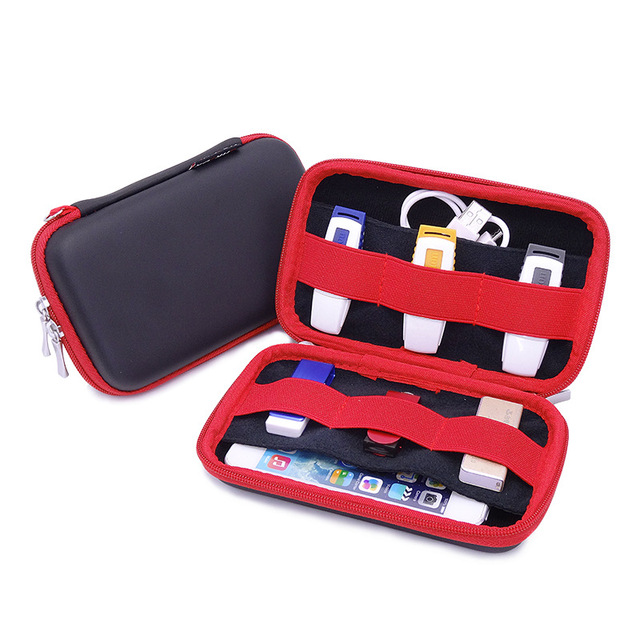 Business Travel Travel bags Electronics Cable Organizer Bag