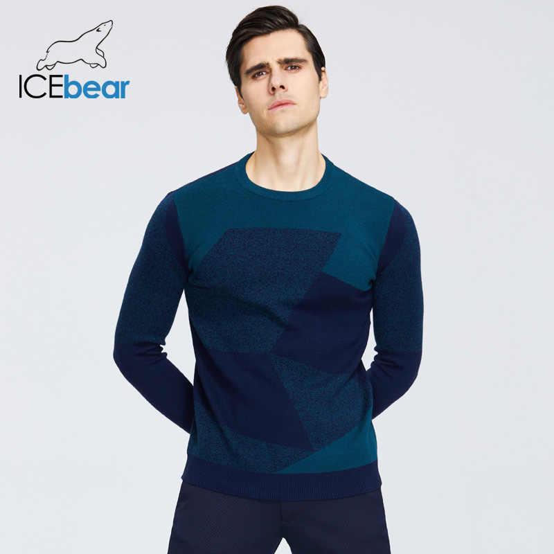 Icebear 2020 패션 남성용 스웨터 풀오버 1718