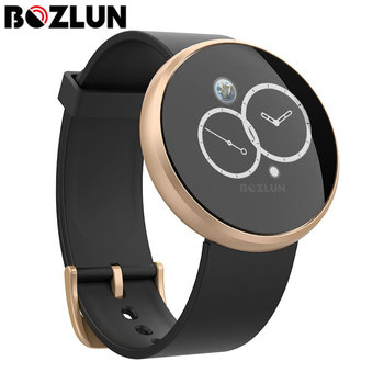 Bozlun Smart Watch Men Waterproof Color Screen Smartwatch Women Heart Rate Monitor Fitness Tracker Watch Sport For Android IOS color touch screen smartwatch motion detection smart watch sport fitness men women waterproof wearable devices for ios android