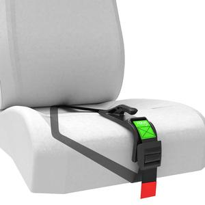Image 3 - Accesorios para el coche embarazada, ajustador de cinturón para el asiento del coche y cinturón de seguridad para madres de maternidad, proteger bebé