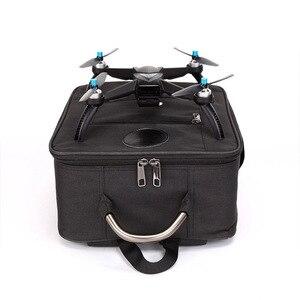 Image 2 - المضادة للصدمات حقيبة حمل حقيبة ل Mjx البق 5 واط B5W كوادكوبتر الطائرة بدون طيار حقيبة التخزين على ظهره (أسود)