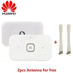 Sbloccato HUAWEI Vodafone R216 R216H 4G Wireless Router 150Mbps Mobile Hotspot Tasca Mifi 4G Modem WiFi Auto 2 antenne PK E5573