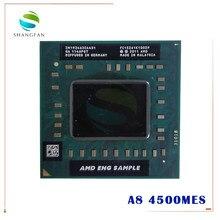 AMD A8-Series A8 4500M ES muestra ZM192463C4451 portátil CPU Quad Core A8-4500M 1,9G hembra FS1