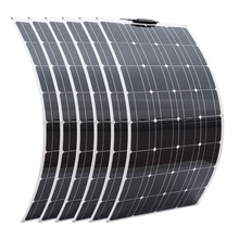 Cell Panels-Plate Solar-Panel Photovoltaic Flexible 1000w Battery-Charger Power 200w