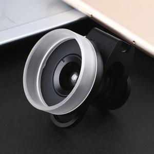 Image 2 - 4K HD Macro Lens No Distortion 105mm No Vignetting 15X Jewelry Detail Shot SLR Phone Camera Macro Lenses for Most of Smartphones