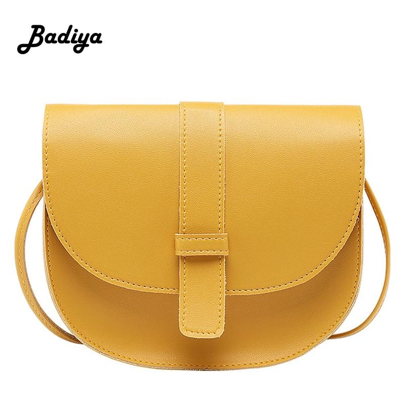 Solid Small Handbags Ladies Crossbody Bags Brief Mini Messenger Bags Women Single Shoulder Bag Girls Female Cover Cross Body