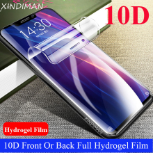 XINDIMAN 10D Front Film for Meizu M9note M8note M6note soft screen protector for Meizu M6 M6T MS6 for MeizuX8 16X 16plus 16XS все цены