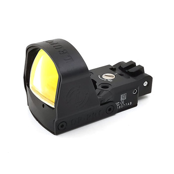Tactical DP-Pro Red Dot Sight riflescope With the 1911,1913 And Glock Mount Tactical Rifles Hunting Scope