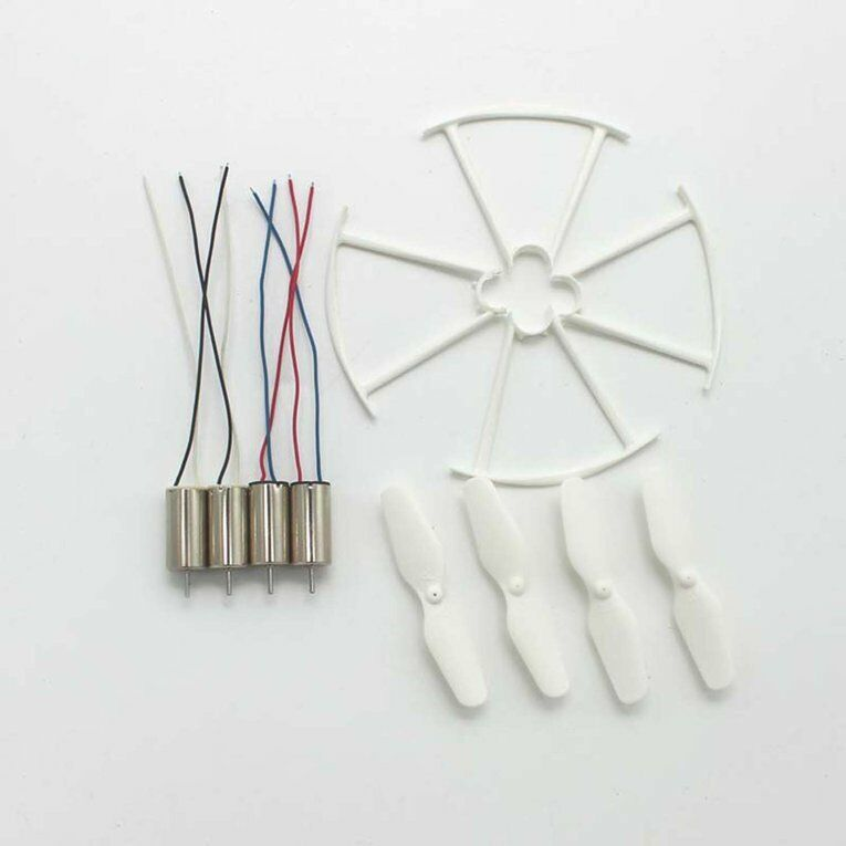 X22W Spare Part Kit X22 CW CCW Motor Engine Protection Frame Propeller Props for SYMA X22W RC Drone Quadcopter Accessory