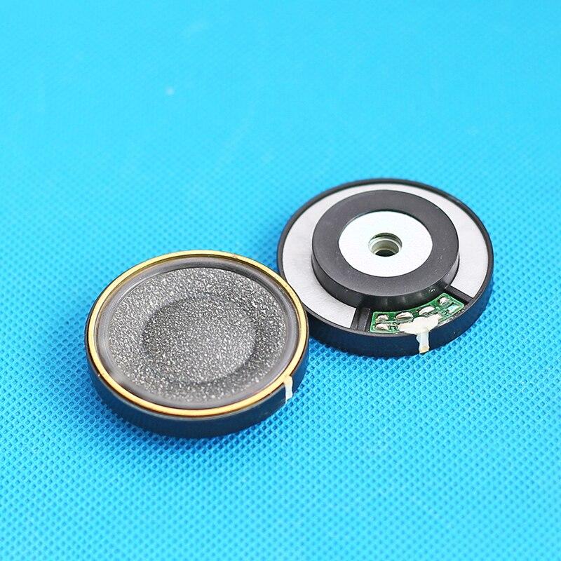 40 мм громкоговоритель для наушников композитный углеродный блок драйвера для наушников Mediant высокочастотный DIY Аксессуары для наушников      АлиЭкспресс