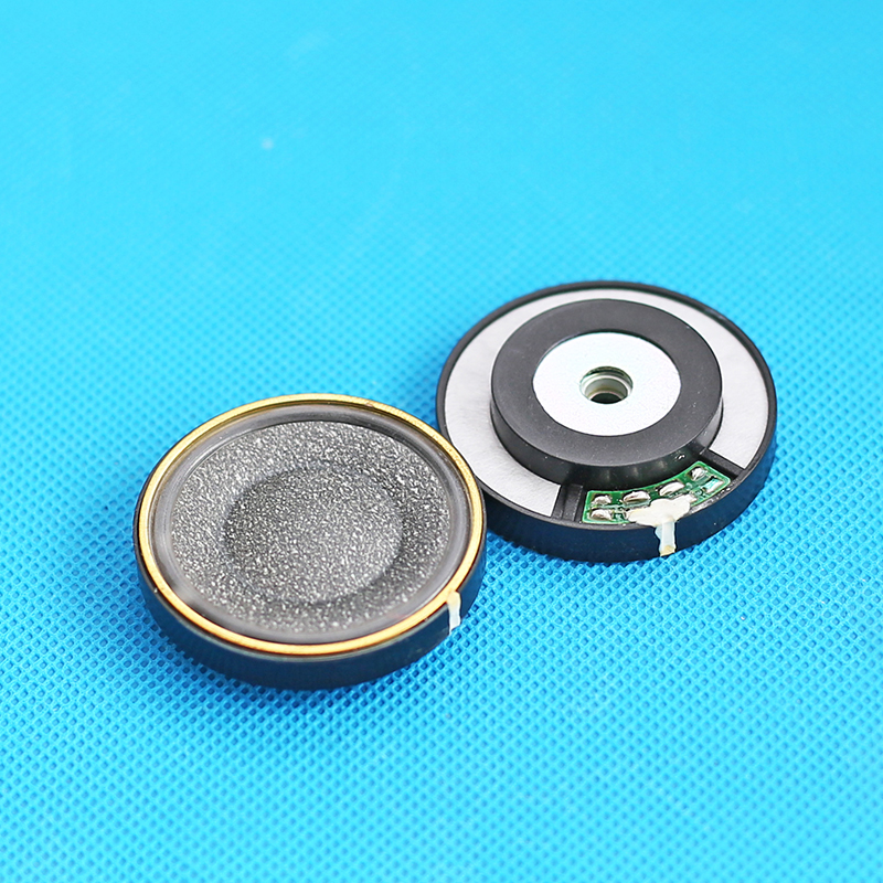 40MM Headphone Loudspeaker Composited Carbon Headphone Driver Unit Mediant High Frequency DIY