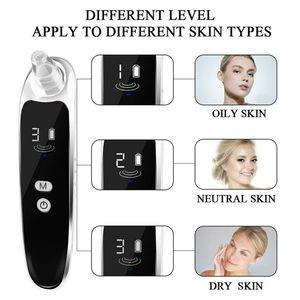 Image 3 - ไฟฟ้า Blackhead Remover สิวหัวดำเครื่องดูดฝุ่น Pore Skin Care เครื่องมือจมูก Deep Cleansing Suction เครื่อง