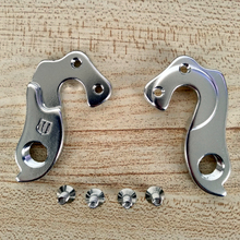 2pc Bicycle derailleur hanger For ghost #EZ1954 Andasol X Lady HTX ghost Kato Lanao SE 29 ghost Square Cross Tacana mech dropout велосипед ghost square trekking 8 2016