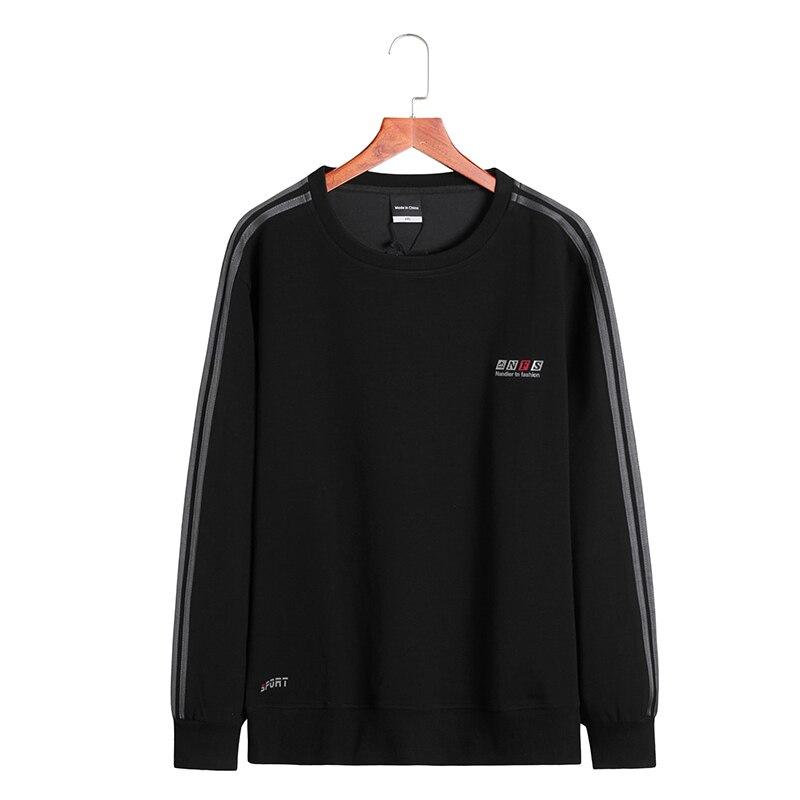 Nieuwe Plus Size 8XL 9XL 10XL Homme Kleding T shirt Mannen T shirt Lange Mouwen Herfst Casual Anker Katoen Printing Tops o hals - 5