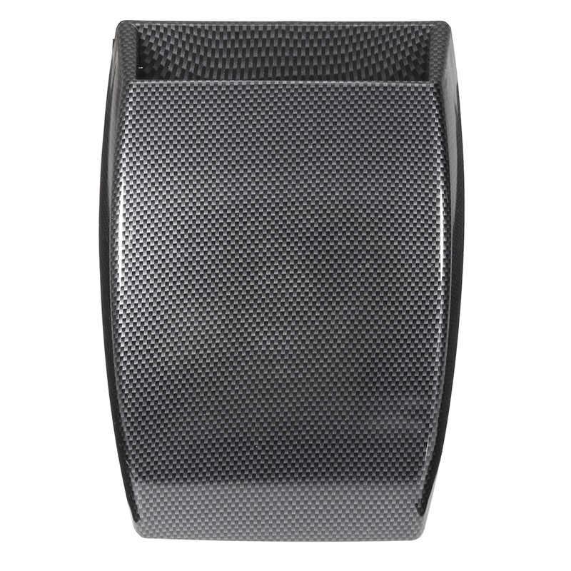 Универсальный карбоновый воздушный поток наклейка для впуска автомобиля декоративная лопатка вентиляционное отверстие капот наклейка автомобиля Стайлинг Авто внешние аксессуары