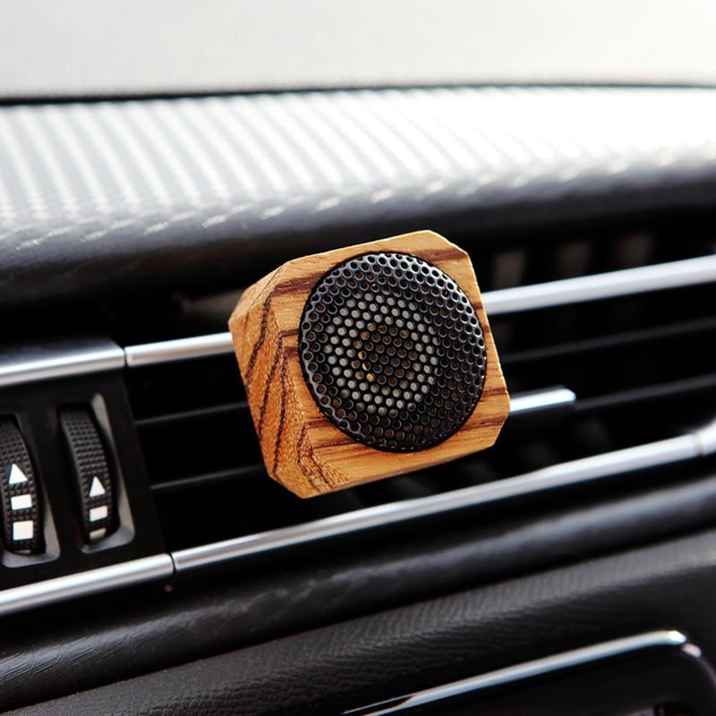 Original Designed Car Air Freshener Wood Car Perfume Car Fragrance Car Diffuser Vent Clip Smell the Car
