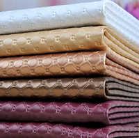 Мягкая искусственная кожа Meetee, 50x137 см, толщина 8 мм, искусственная кожа для шитья дивана, сумки для кровати, украшения автомобиля, кожаный мат...
