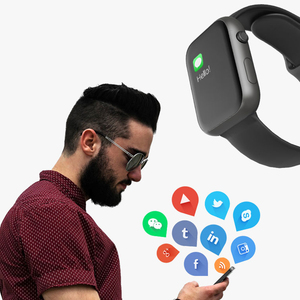 Image 5 - LEMFO 2019 Hot Sale Smart Watch Heart Rate Blood Pressure Monitor Smart Watch Women Smartwatch Men 4 for Apple IOS Android Phone