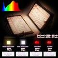 120 w samsung lm301b placa qb288 ac 110 v/220 v motorista meanwell diy espectro completo indoor led cresce a luz para vege e bloom