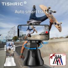 360 stopni twarz obiekt inteligentny po strzelaniu wideo zdjęcie Bluetooth Gimbal Selfie Stick ze statywem do telefonu iPhone/Xiaomi