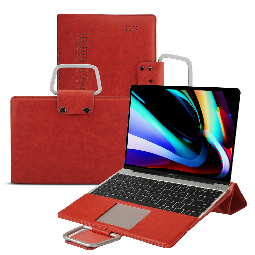 PU leather Multi-functional Case for MacBook 27